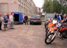 В Ярославской ОТШ ДОСААФ России создана секция мотокросса