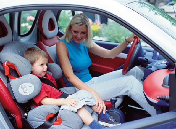 Правила перевозки детей. 2014 год