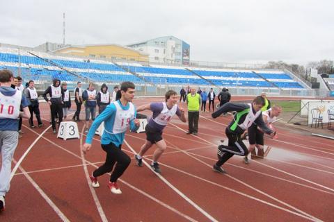 спортивная деятельность Ярославской ОТШ
