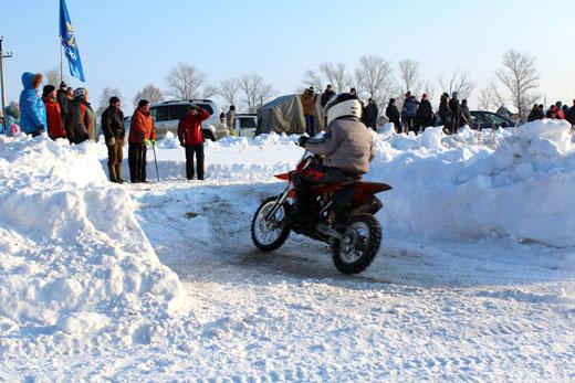 Участие в спортивном празднике «Снежинка Лахости в СТРАНЕ ЯМЩИКА»