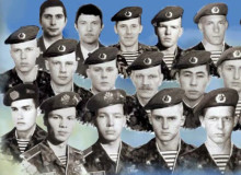 16 лет со дня гибели 84 псковских десантников. 6 рота
