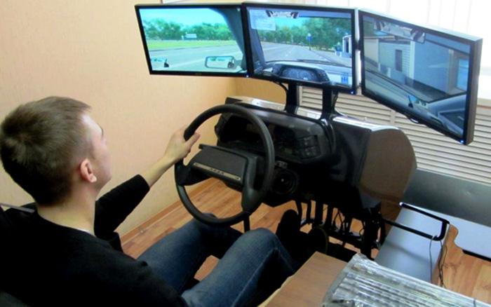 Городской конкурс юных  водителей